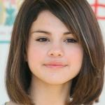 Corte curtinho de cabelo de Selena Gomez