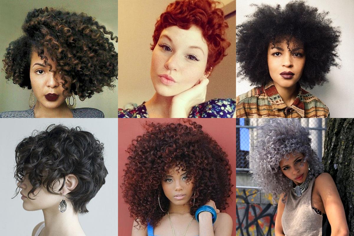 Cortes femininos - assuma seus cabelos