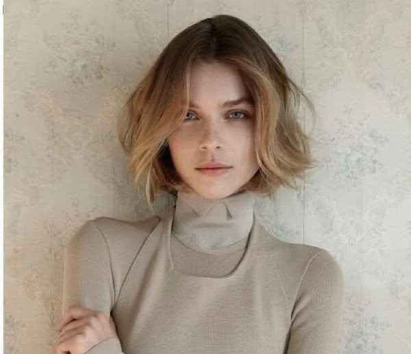 cabelos curtos assimétricos 2021