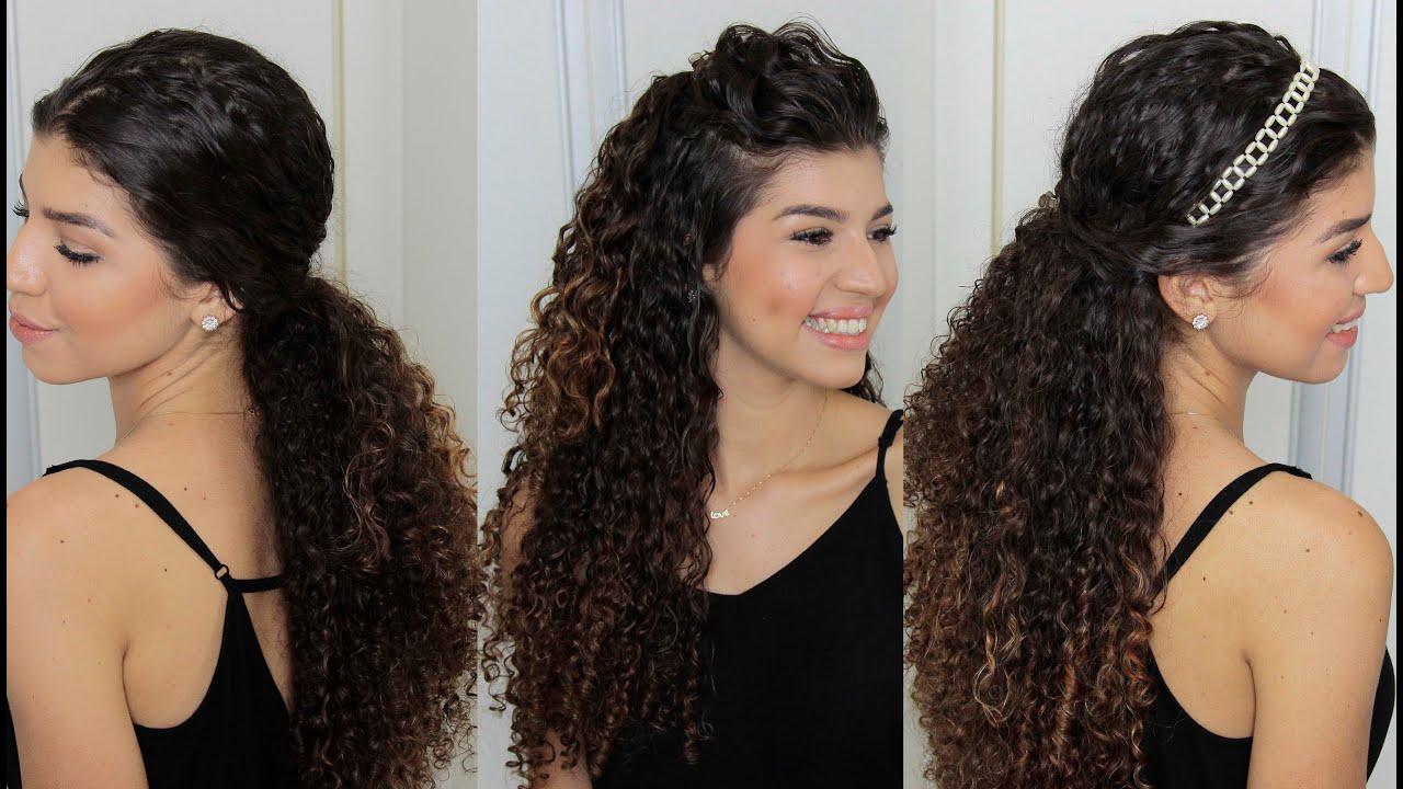 penteados para festa 2021
