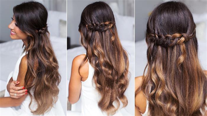 Penteados simples para cabelo liso